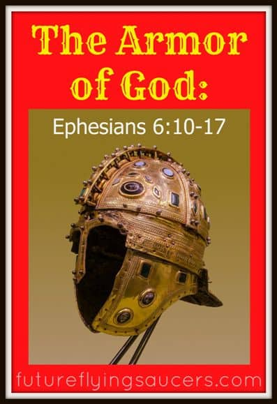 The Armor of God Bible Lesson for Kids