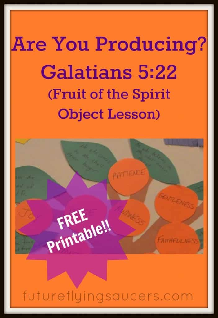 Fruit of the Spirit 8