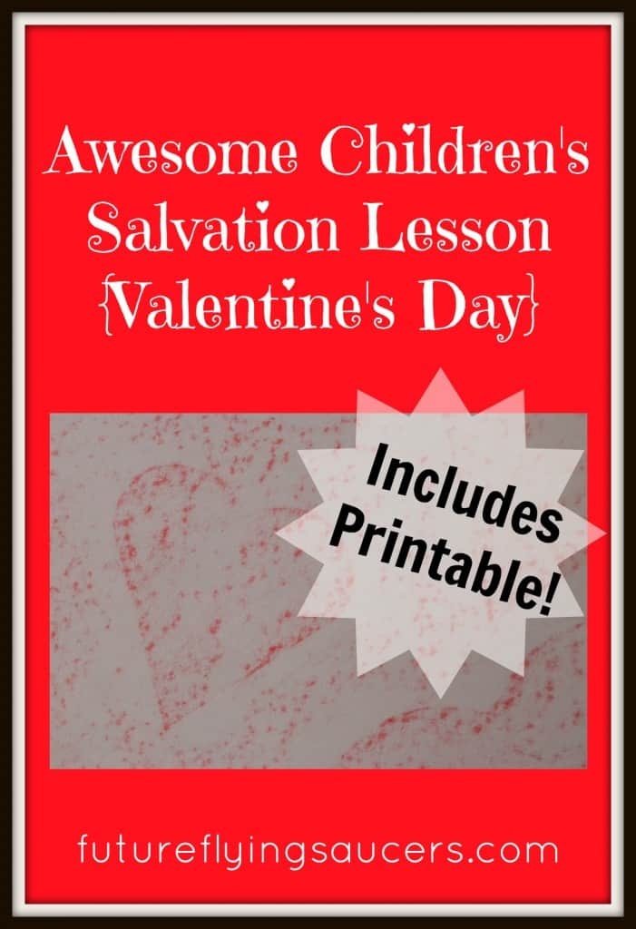 Valentine's Day Salvation Message