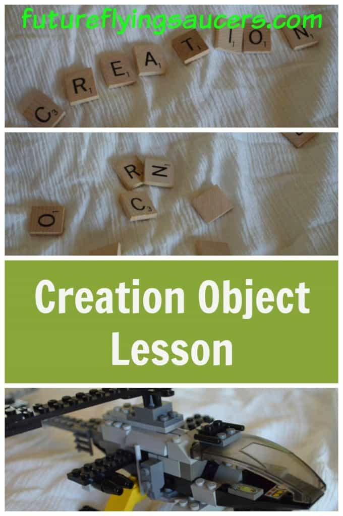 Christians should have a different worldview. This Creation Object Lesson will help you teach a foundational worldview lesson to children.
