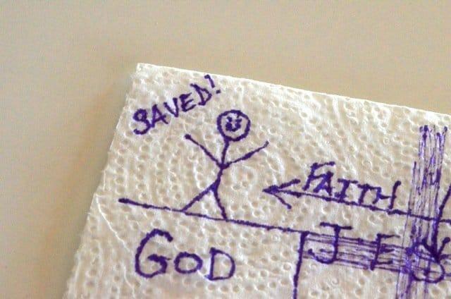 salvation message 11
