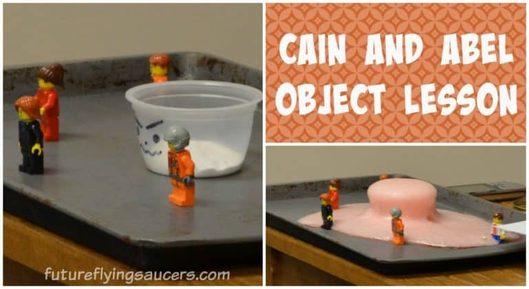 cain and abel object lesson