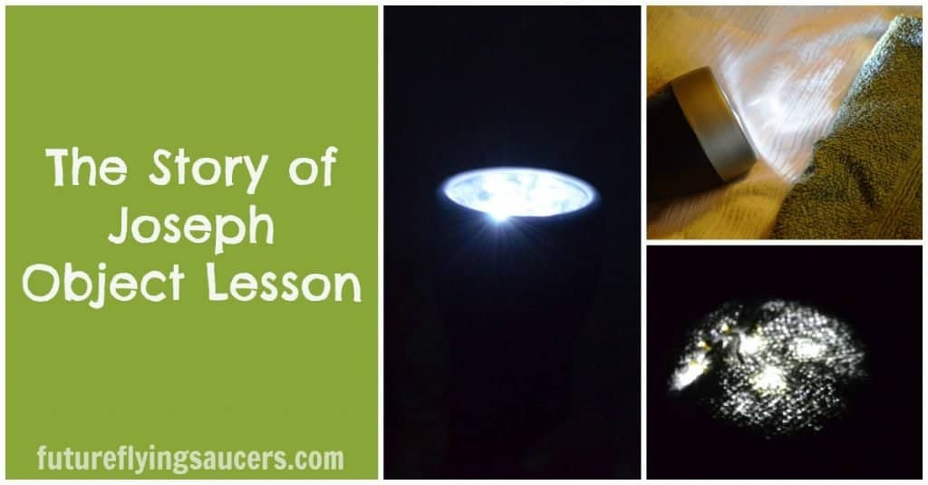 Joseph Object Lesson FB image