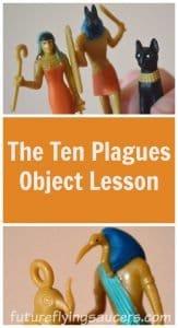 ten plagues object lesson