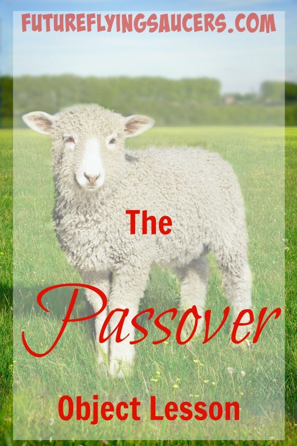 passover object lesson