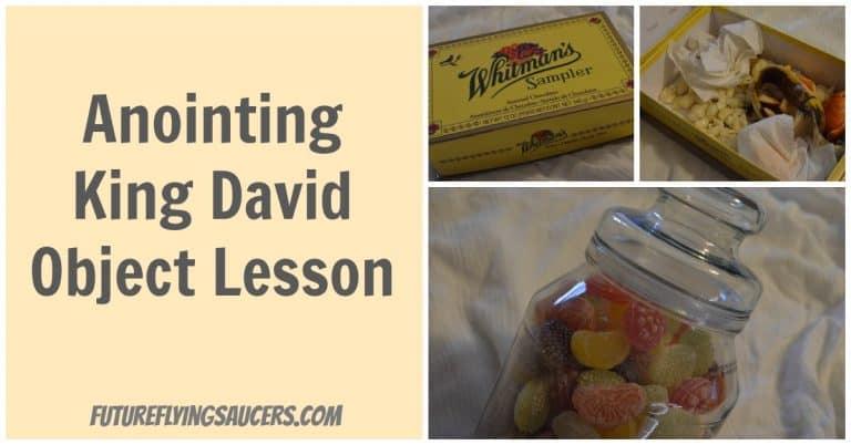 King David Object Lesson