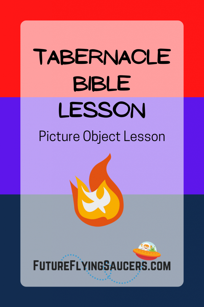 Tabernacle Bible Lesson title image