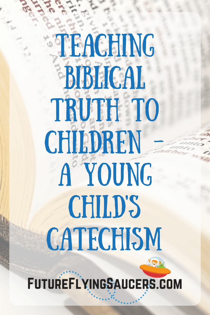 Do your kids know biblical truth? It is our job as parents to make sure that our kids have the Bible training that they need in order for God to grow them as disciples.
