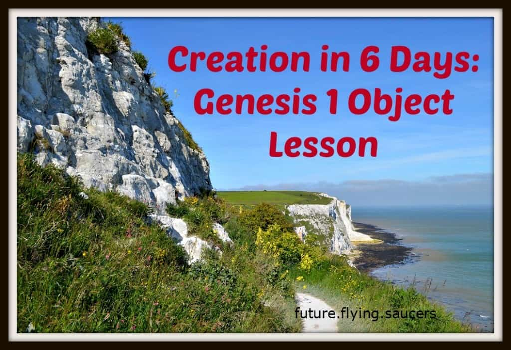 Creation bible Object Lesson