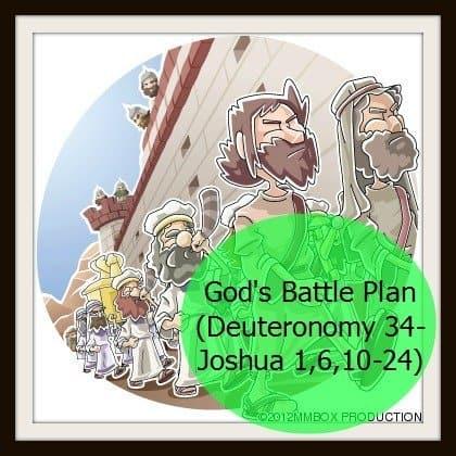 Joshua and Jericho