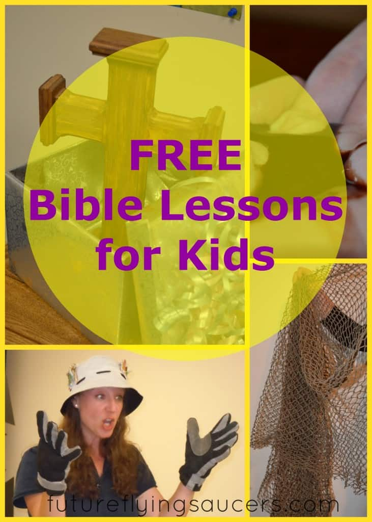 Sweet image within free printable bible lessons for toddlers