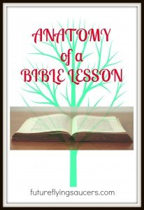 Anatomy of a Bible Lesson