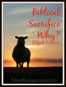 Biblical Sacrifice