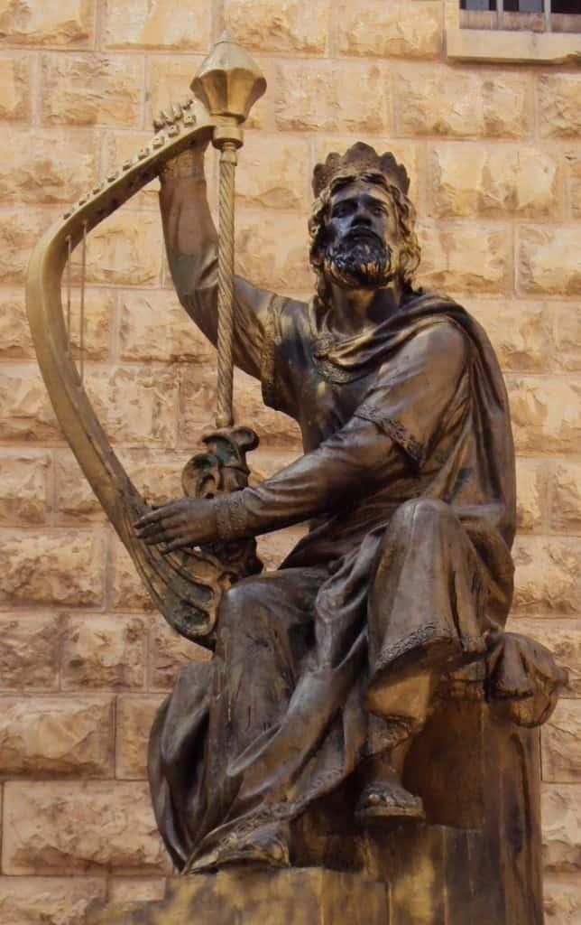 King david salvation