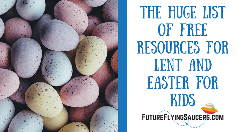 Ideas and resources to help your family celebrate a Christ-filled Lent and Easter! Decorating, activities, adult bible studies, children's lessons, movies, and more!
