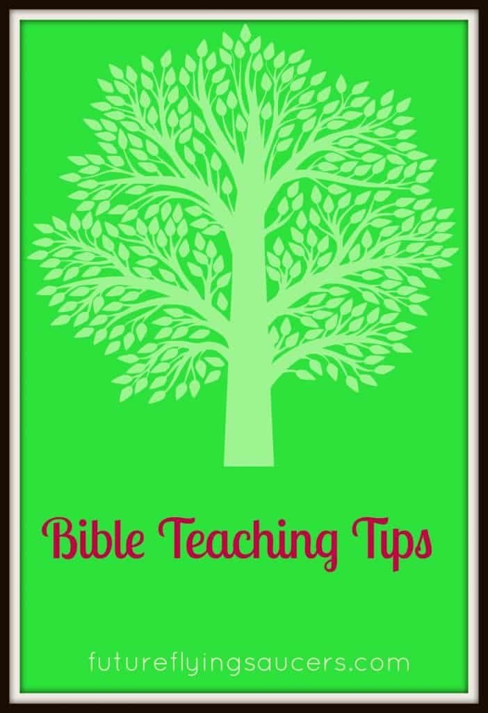 Bible Teaching Tips