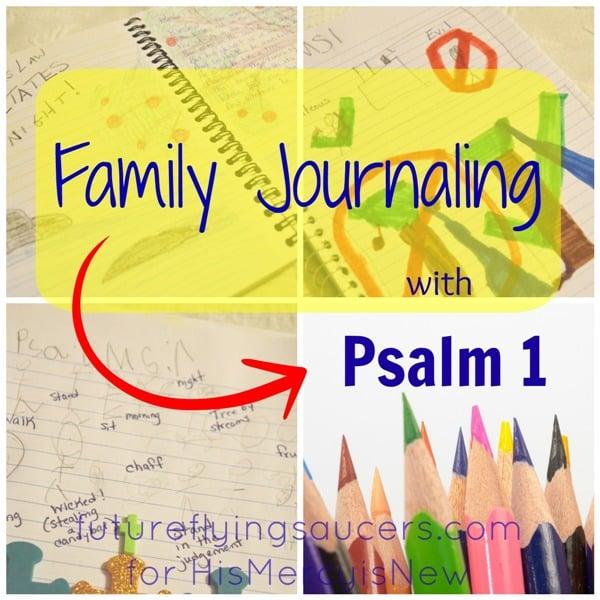 Family Journaling