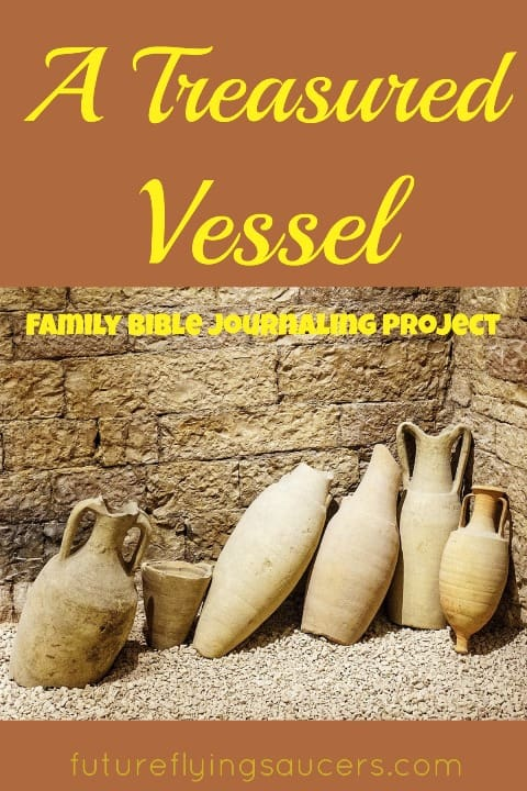 treasured vessel