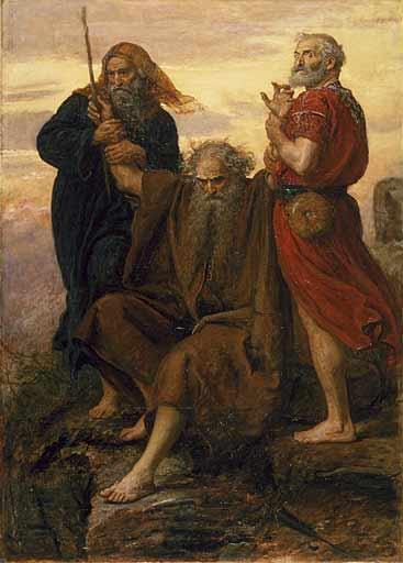 Victory O Lord by John Everett Millais [Public domain], via Wikimedia Commons
