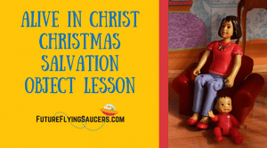 What does the term fellowship mean? What about Immanuel? Here is a simple Christmas Salvation Object lesson that will help kids understand both of those terms.
