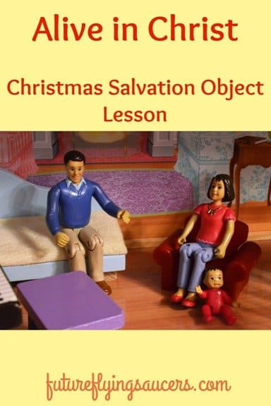 Christmas Salvation object lesson