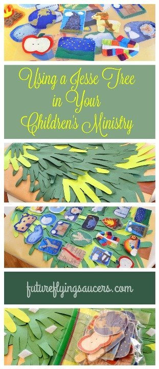 Jesse Tree in your Children's Ministry