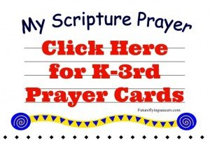 Scripture Prayer Cards