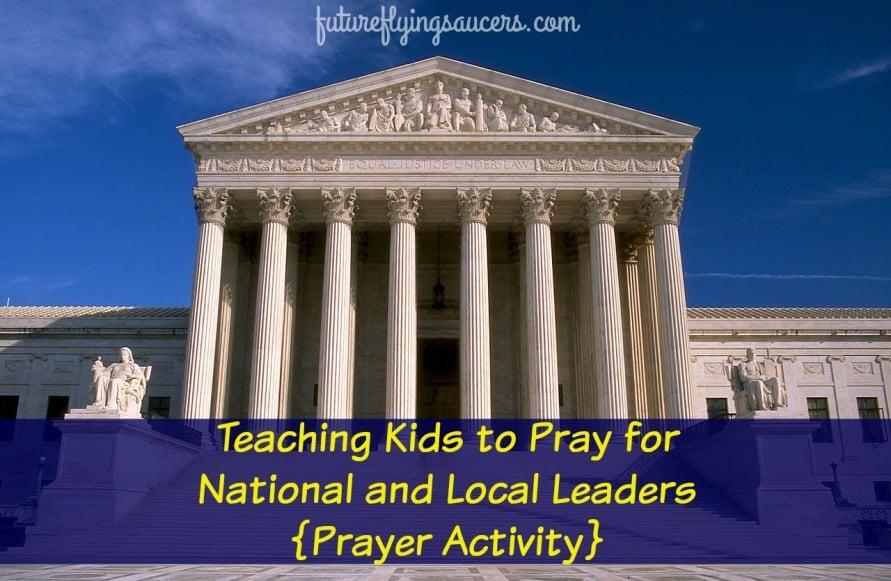 prayer activity