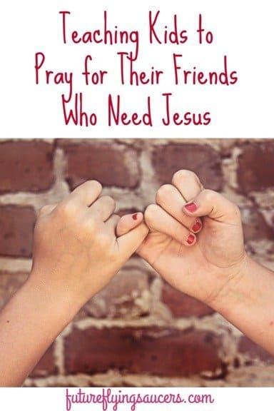 friends who need Jesus