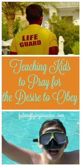 Pray for the Desire to Obey