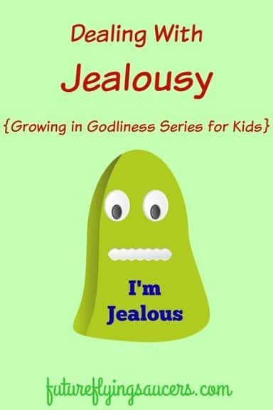 Verses for jealousy