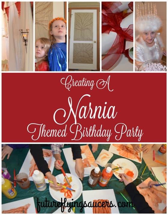 Narnia Birthday Party