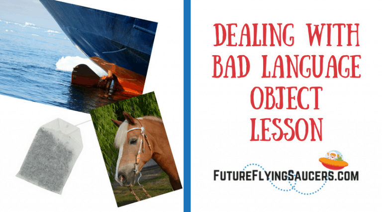 Dealing With Bad Language Object Lesson
