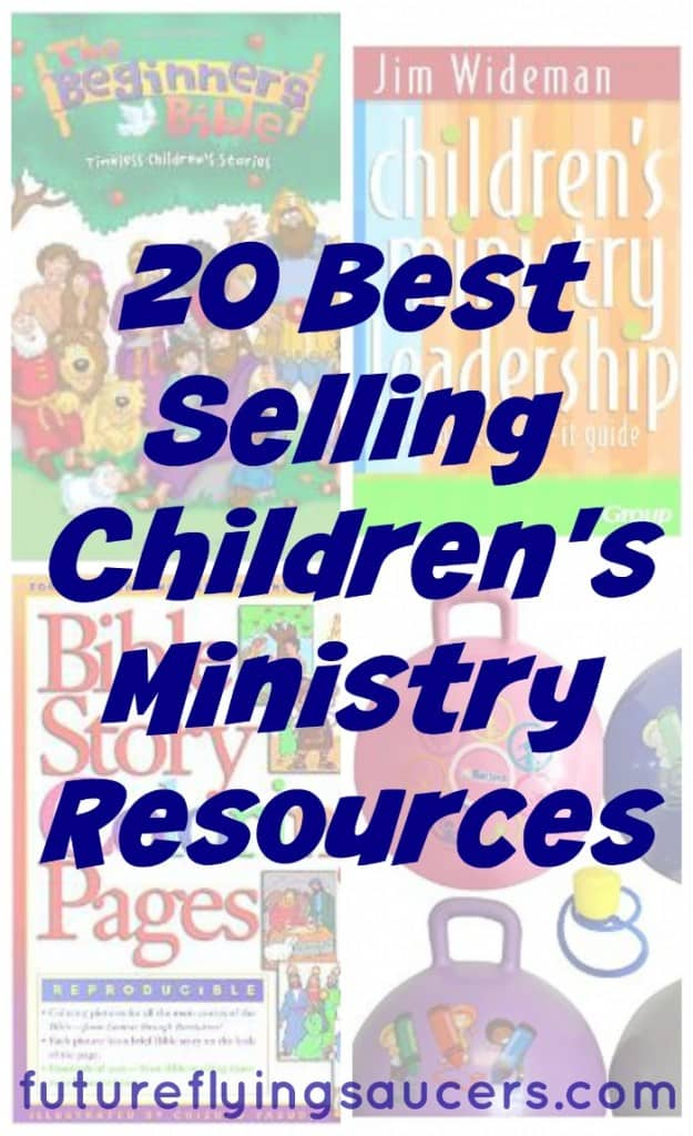 best selling children's ministry resources march