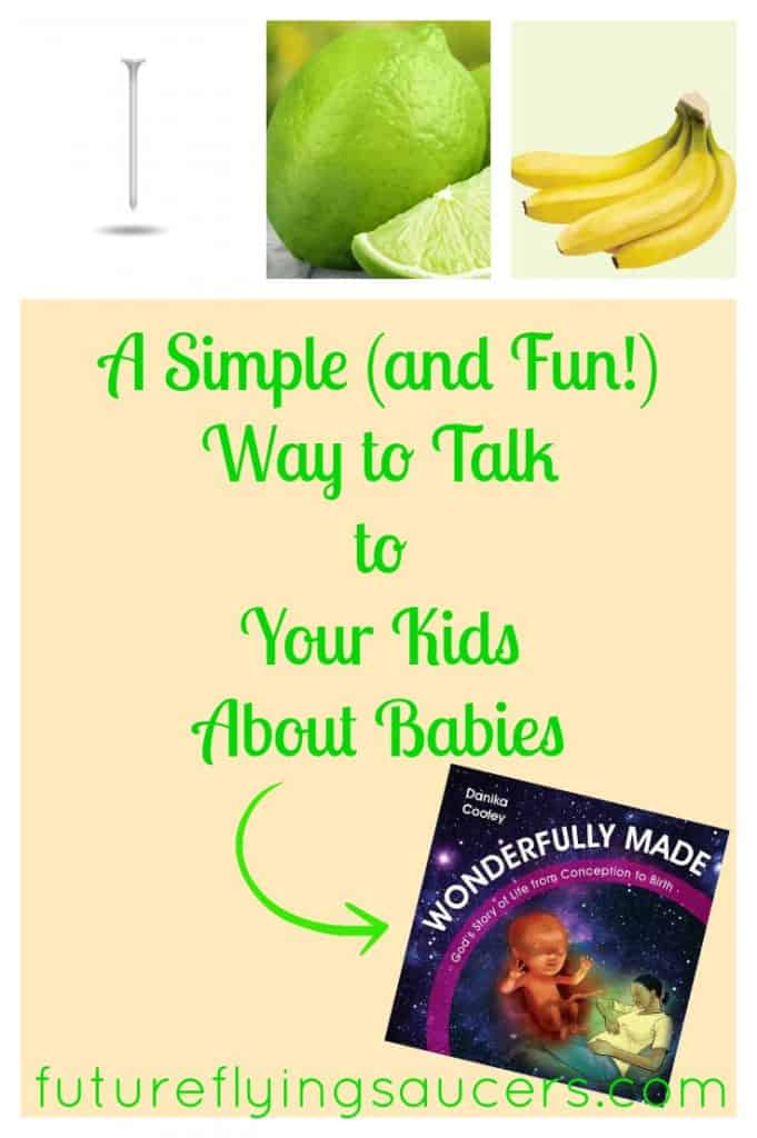 talk to your kids about babies