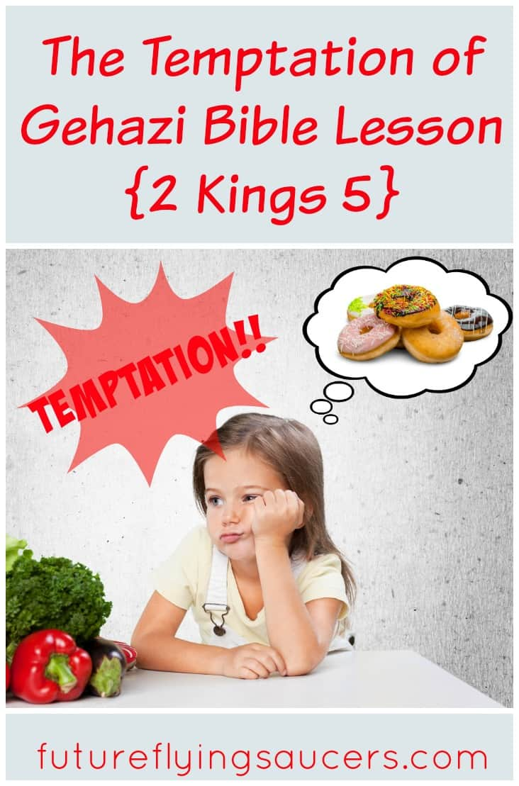 temptation 2 Kings 5