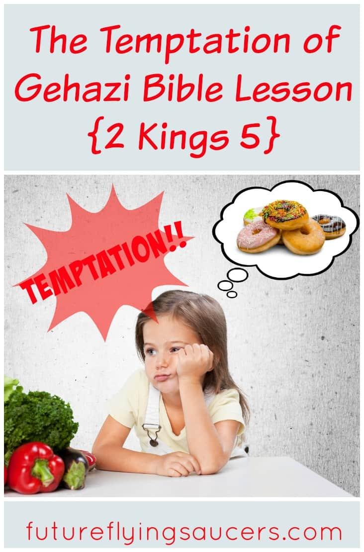 temptation 2 Kings 5