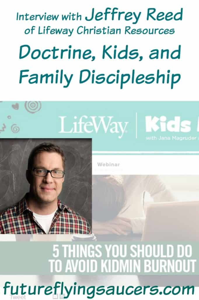 Jeffrey Reed Lifeway Interview
