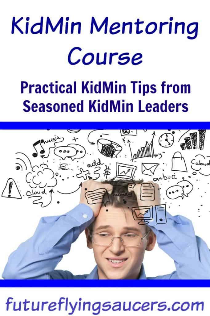 kidmin mentoring course