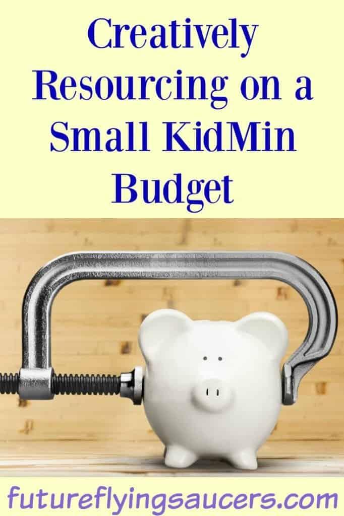 KidMin budget