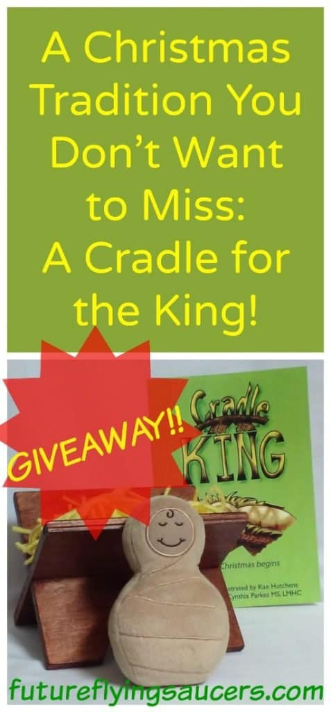 Cradle for the King Giveaway