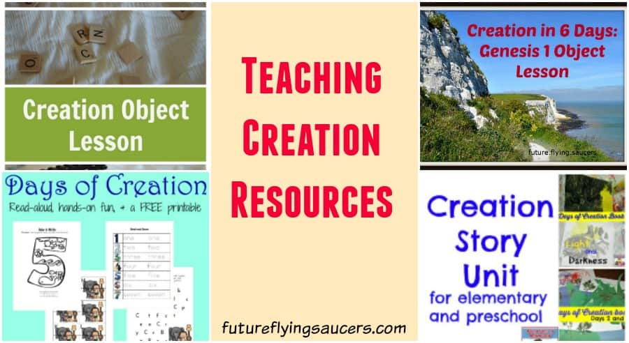 Creation Resources