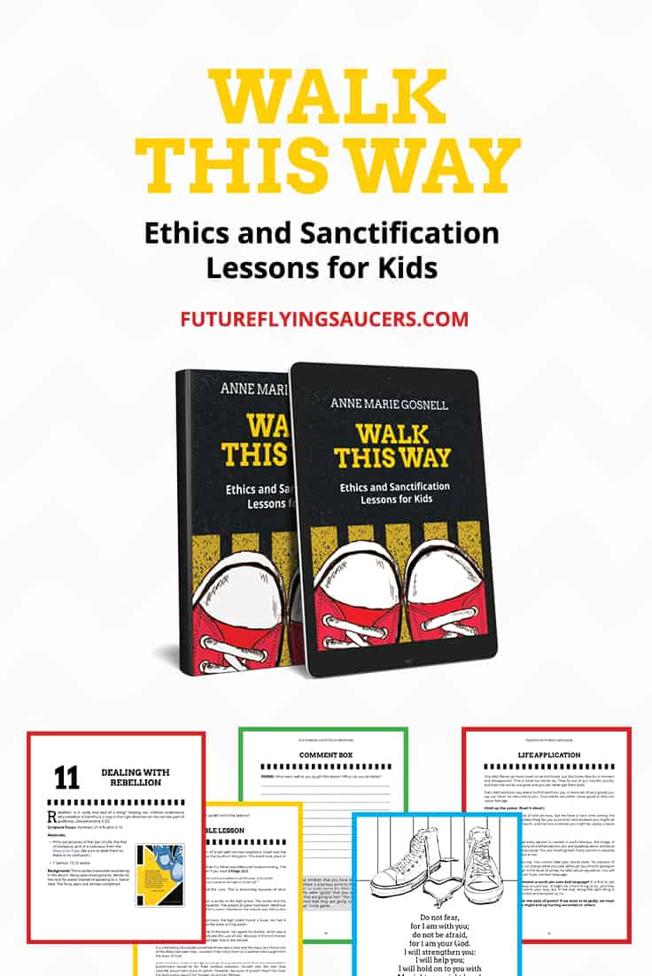 Walk This Way: Ethics and Sanctification Lessons for Kids includes 20 interactive lessons that create a fun learning atmosphere while teaching Biblical truth that enhances spiritual growth. These lessons can be taught with large groups or small groups and include retrospectives to help teachers improve their instruction skills.
