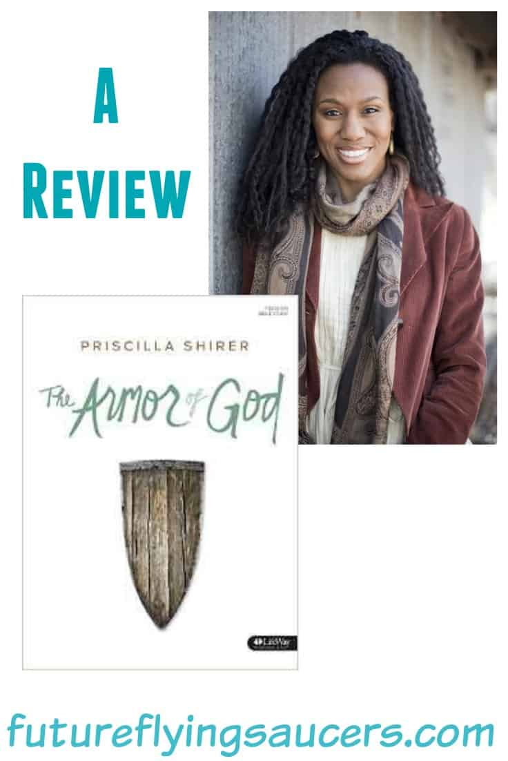 the armor of god by priscilla shirer future flying saucers