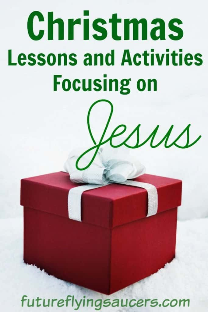 Christmas is around the corner. Here are different Christmas Lessons to use as you teach kids in your home or church about Jesus this holiday season. Christmas lesson focusing on Jesus