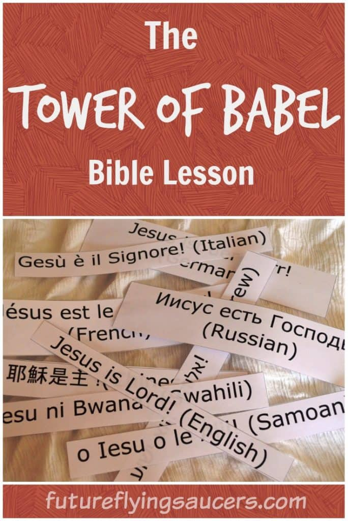 Why are there many languages if all people came from Noah's family? Why should we care about this? The Tower of Babel is more relevant than you might think.