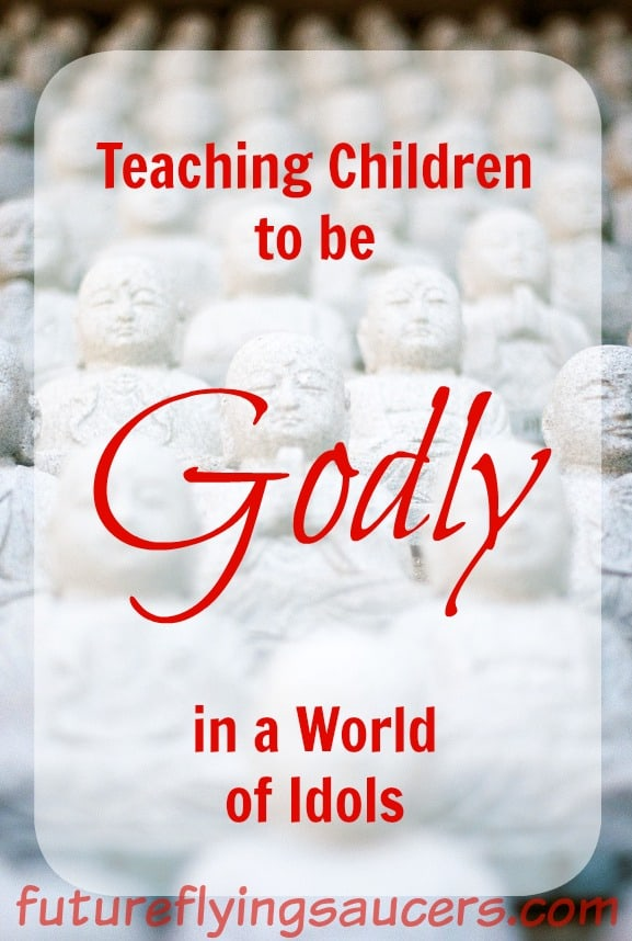 Teaching children to be godly