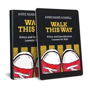 Walk This Way Book