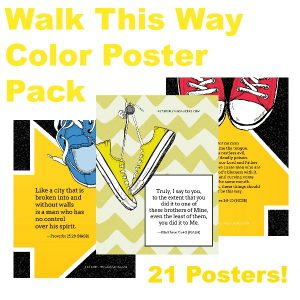 WTW Color Poster Pack