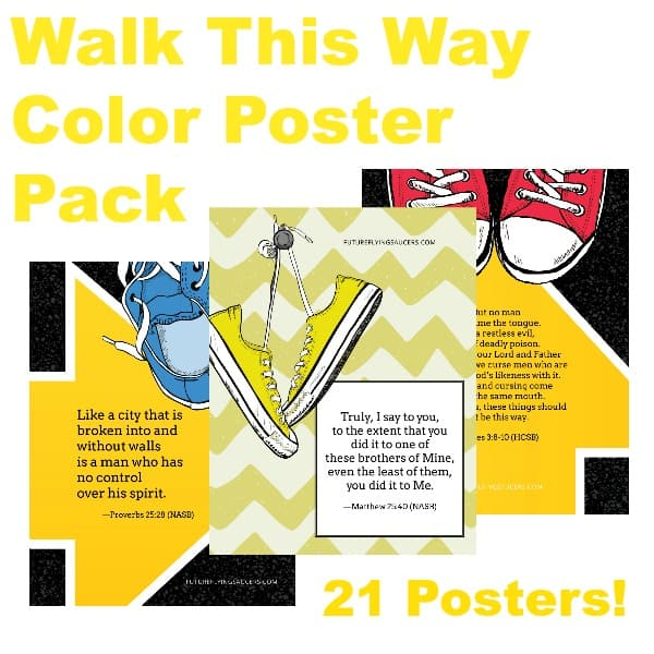 WTW Color Poster Pack Image